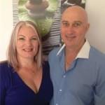 Dave Allan & Sharon Sims