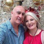 Dave Allan and Sharon Sims